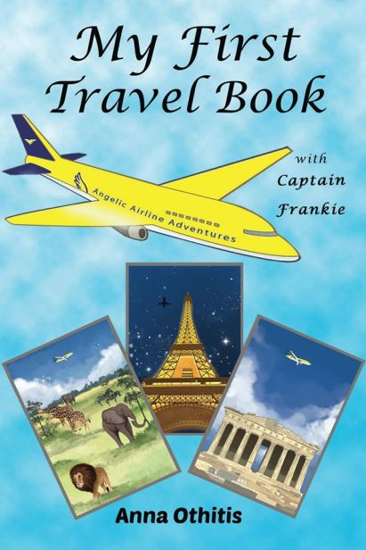 my first travel book