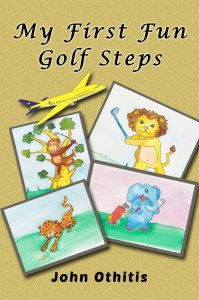 my first fun golf steps