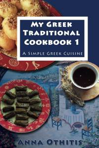 my greek traditional cookbook 1