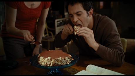 Fotograma de la película Julie & Julia que recomiendo, especialmente si sois blogueros y os gusta la cocina