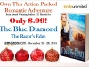 Starting This Sunday…The Blue Diamond – The Razor's Edge ON #SALE ONLY$.99!!!