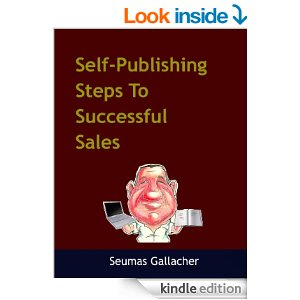 Self-publishing Steps