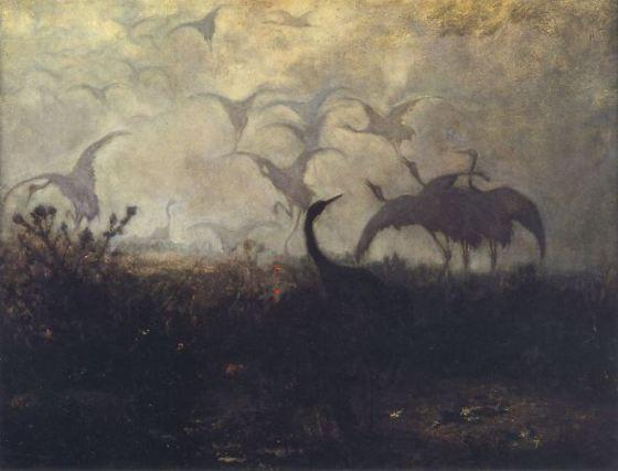ChelmonskiJozef.1870.OdlotZurawi