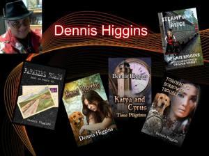 dennis 5 books