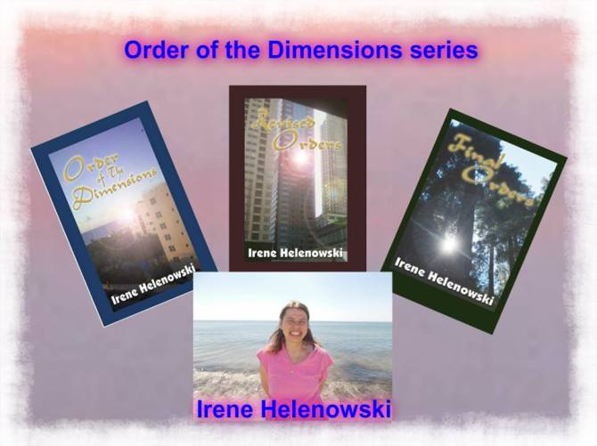 order of the dimensions series