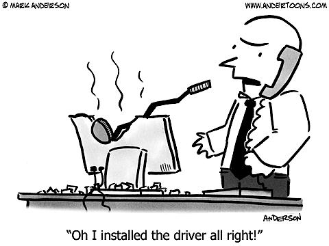 driver-computer