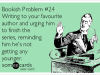 Writing humour – favouriteauthors!