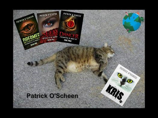 patrick earth day
