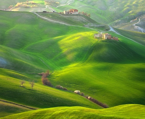 The Proverbial Rolling Hills In South Moravia 5