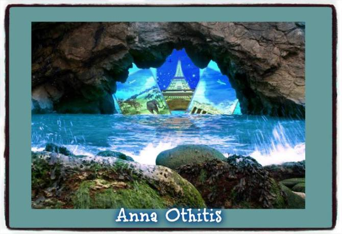 anna othitis in cove with frame