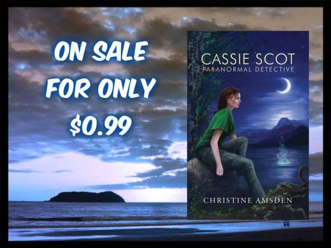 cassie scott paranormal detective