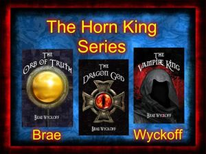 horn king series 3 books