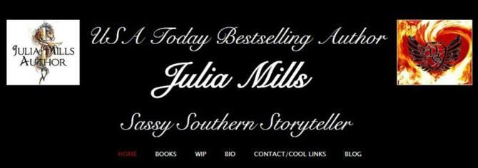 julies websit banner