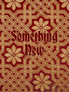 something new cover