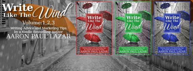 write like the wind 3 books