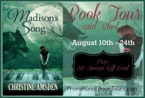 christing promotional book tours