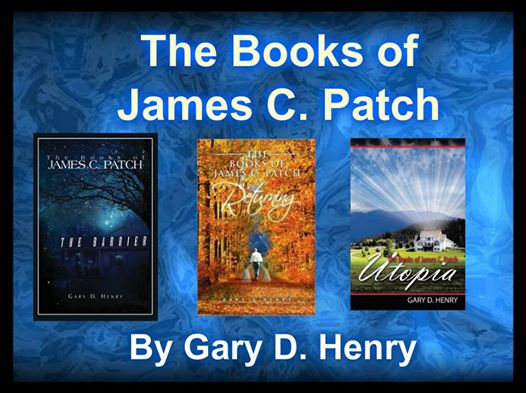 gary james c patch3 books