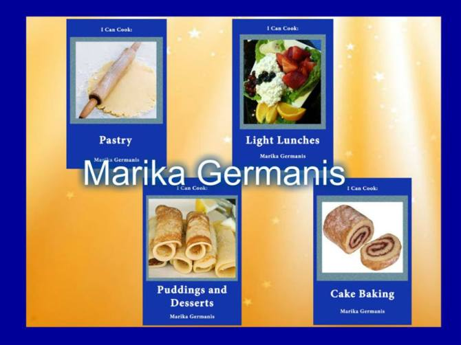 marika childrens cookbooks