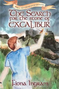 search for the stone of excallibur