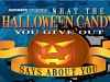 what the Halloween Candy you give out says about you – Infographic…