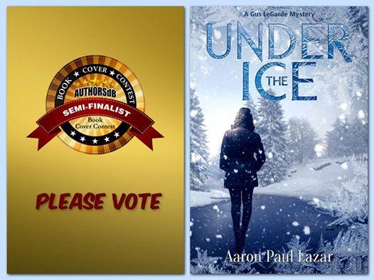 aaron vote under the ice cover 2015