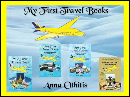 anna four travel books