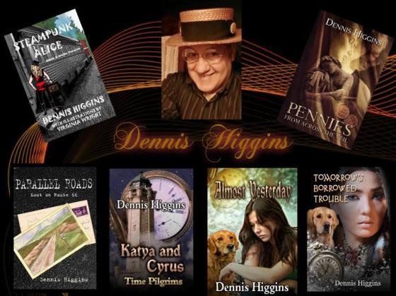dennis 6 books