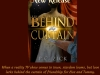 #NEW RELEASE – BEHIND THE CURTAIN ISHERE