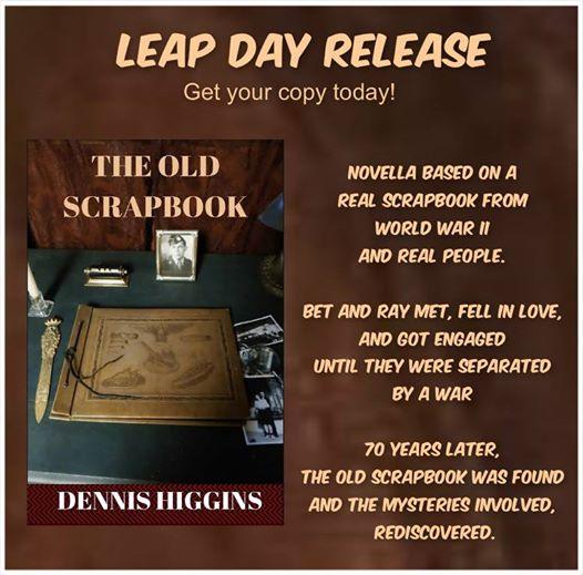 dennis old scrapbook new release
