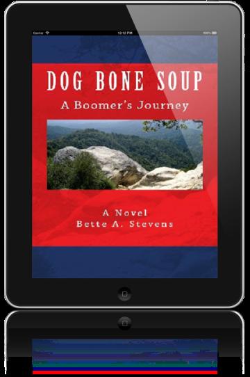 DOG BONE SOUP on kindle 2