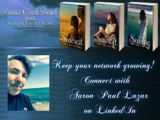 aaron linked in paines creek beach series
