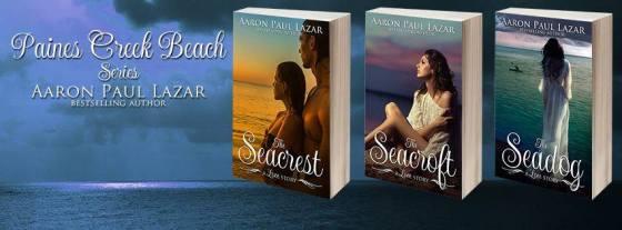 aaron paines creek beach 3 books