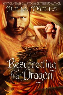 julia resurrecting her dragon cover