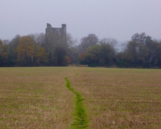 Path to a Castle