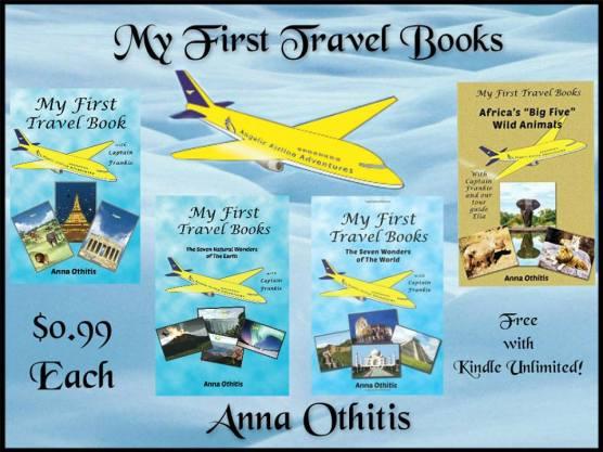 anna travel books 99c