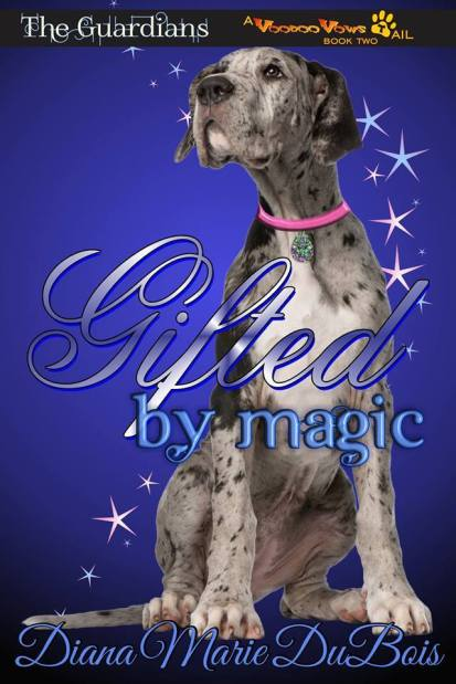 diana gifted by magic cover
