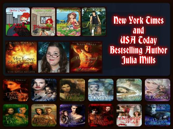 julia 18 books