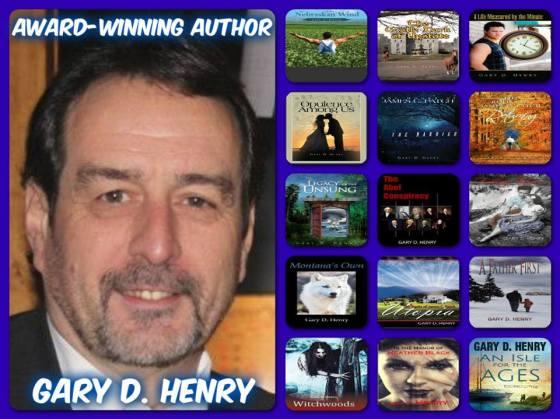 gary 15 books