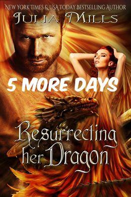 julia 5 days resurrecting her dragon