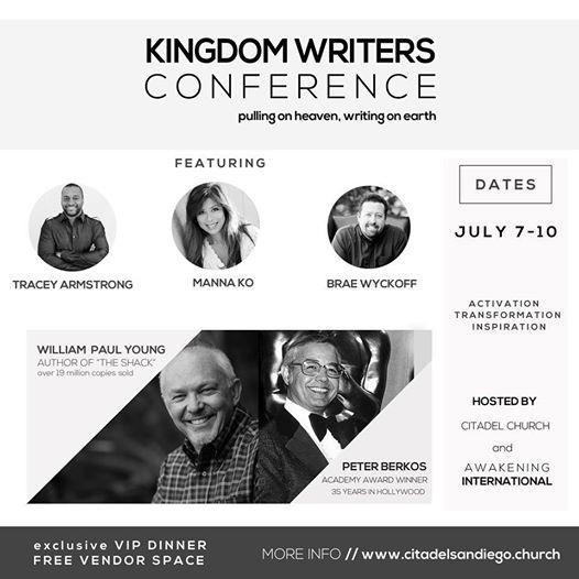 brae conference kingdom writers