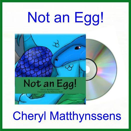 cheryl m audio not an egg