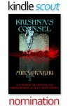 KRISHNA'S COUNSEL – PLEASE NOMINATE ME ON KINDLESCOUT!!!