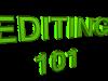 EDITING 101: 02 – Description Depression…