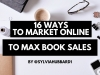 Ways to market your book to double your sales. #bookmarketingstrategy #authors #video #Howtoebook