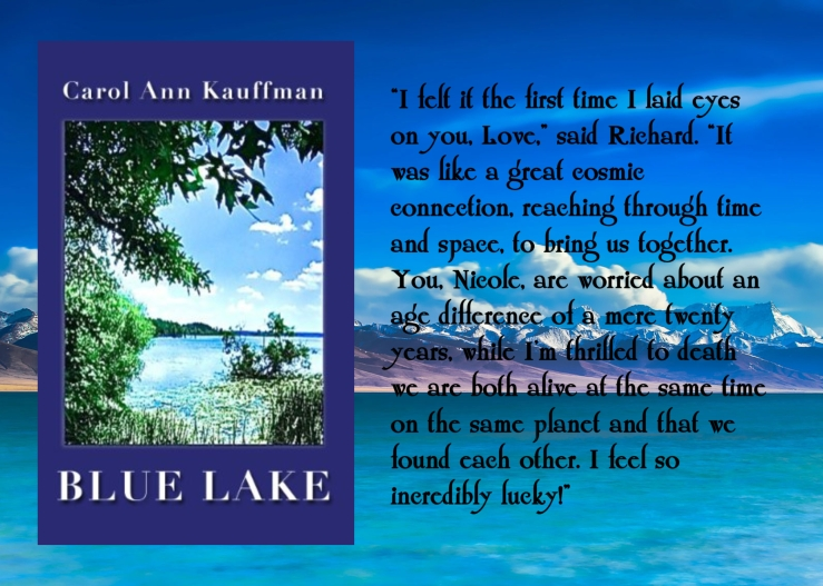 Carol blue lake with conversation.jpg