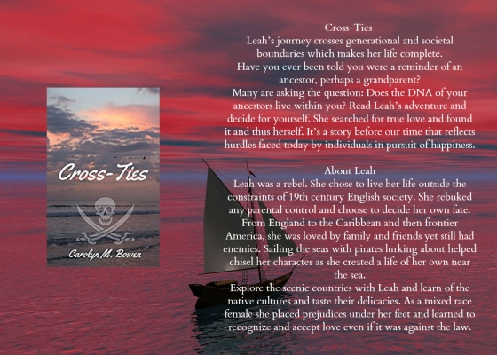 Carolyn cross ties teaser