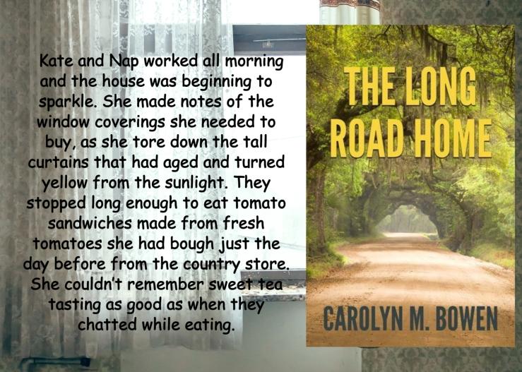 Carolyn long road home excerpt