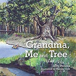 Jerry Grandma me and tree.jpg