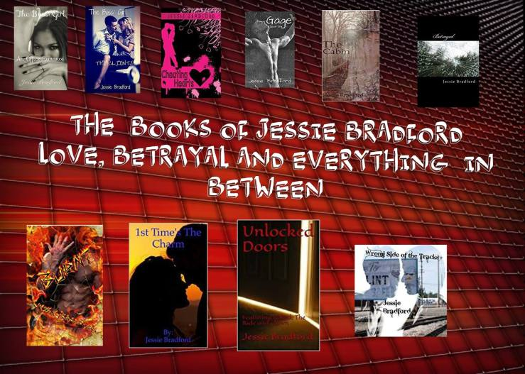 Jessie and books
