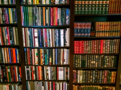 New-York-City-Library-Hotel-books